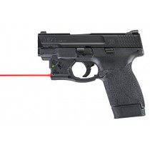 "Viridian Reactor 5 Gen 2 Red Laser Sight Pistol Handgun w/ INSTANT-ON Holster (Shield 45) ""RED for SMITH & WESSON M&P SHIELD 45"" 804879604228"