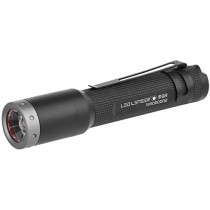 LED Lenser M3R Rechargeable Flashlight with Case