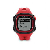 Garmin Forerunner 15 Bundle Large, Red/Black