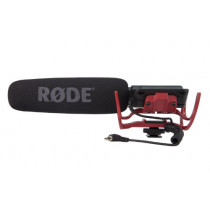 Rode Videomic Shotgun Microphone with Rycote Lyre Mount