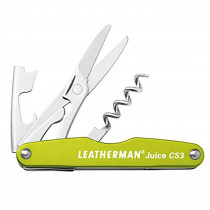 Leatherman - Juice CS3 Multitool, Moss Green (832371/832374)