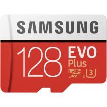Samsung 128GB EVO Plus Class 10 Micro SDXC with Adapter (MB-MC128GA/AM)