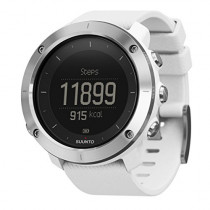 Suunto Traverse Stylish Watches - White / One Size Fits All