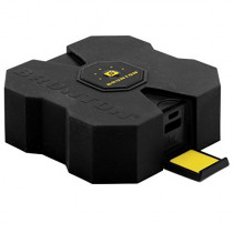 Brunton Revolt 4000 Power Pack Black, One Size