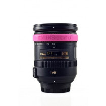 Lens Band Stop Zoom Creep for Lens - One Size Fits All (One Size Fits All, Hot Pink)