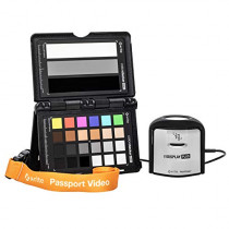 X-Rite i1 ColorChecker Filmmaker Kit - i1Display Pro Plus and ColorChecker Passport Video (7640111925415)
