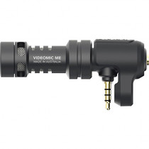 Rode VideoMic Me Directional Microphone for Smart Phones (698813004478)
