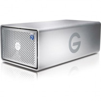 G-Technology G-RAID with Thunderbolt Removable Dual Drive Storage System 8TB (Thunderbolt-2, USB 3.0) (0G04085)