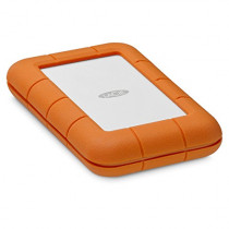 LaCie Rugged Thunderbolt USB-C 2TB Portable Hard Drive STFS2000800