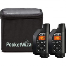 PocketWizard Plus III Bonus Bundle      (850386005737)