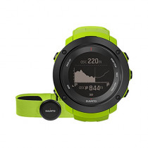 Suunto Ambit 3 Vertical HR Heart Rate Monitors Outdoor Sports Watches - Lime, One Size