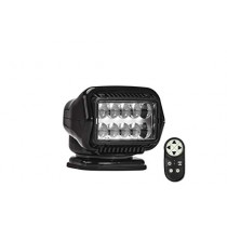 Go-Light  Stryker ST Series 30514ST LED Spotlight Permanent Mount Wireless Hand Held Remote Control, -Black- (793523000427)