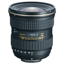 Tokina 11-16mm f/2.8 AT-X116 Pro DX II Digital Zoom Lens (AF-S Motor) (Nikon)