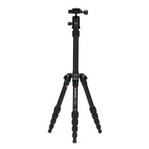 MeFOTO A0350Q0K Aluminium Backpacker Travel Tripod Kit (Black)