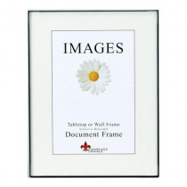 "Lawrence Frames 350046 Images Black 4"" x 6"" Picture Frame"