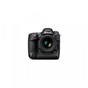 Nikon D4S 16.2 MP CMOS FX Digital SLR with Full 1080p HD Video (Body Only)