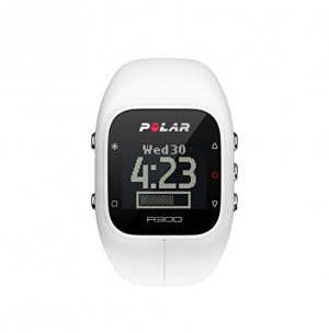 Polar A300 Fitness and Activity Tracker without Heart Rate Monitor, White