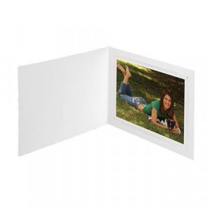 Tap photo frames Whitehouse 6x4 White/Gold (100 pack)