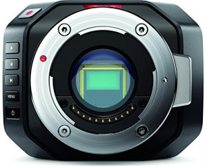 Blackmagic Design Micro Cinema Camera Body Only, with Micro Four Thirds Lens Mount, 13 Stops of Dynamic Range