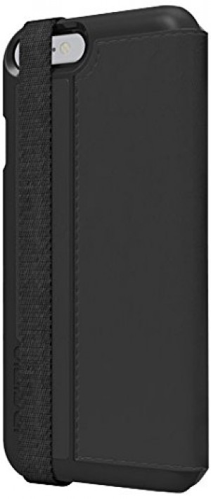 iPhone 6S Case, Incipio Watson Wallet Case [Credit Card Case] Wallet Folio Cover fits both iPhone 6, iPhone 6S - Black
